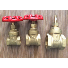 Werksverkauf Messing Steuerschieber mit Eisen Griff (YD-3005-1)