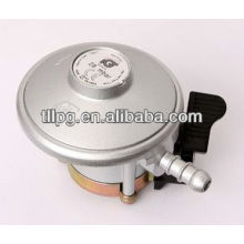 Nigeria 27mm inlet lpg stove reducing regulator for gas cylinder