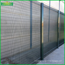 easy install anti-climb 358 fence from Anping factory