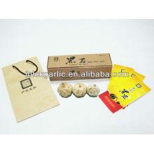 60mm Black Garlic 4pcs/box