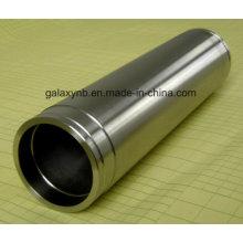 Cible de tuyau chromé avec l'acier inoxydable à l'intérieur