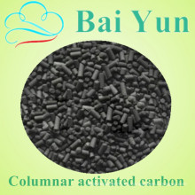 Valor de yodo de NingXia 1050 columna de carbón activada del centelleo del 6%