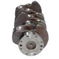 Vilebrequin de moteur diesel de pièces d'excavatrice de haute qualité
