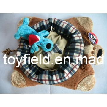 Dog Bed Mat Product Supply Zubehör Plüsch Haustierbett