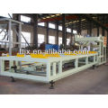 Plastic pipe belling/expanding machine for pipe production line