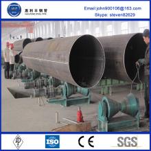 Горячая продажа высокого качества низкая цена большого диаметра сварные lsaw стальной трубы