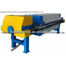 Leo Filter Press Automatic Operation Automatic Filter Press