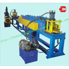 Формовочная машина C-образных прогонов с полной автоматической регулировкой с предварительной штамповкой и последующей обрезкой
