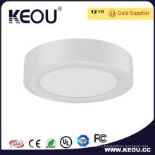 Прохладный белый 6000k крытый светодиодные потолочные панели 18W 8-дюймовый фабрика/производитель