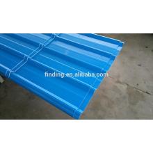 couleur acier tôle/ondulé en acier panneau ondulé