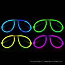 cadeau de fête pour enfants lueur lunettes jouet