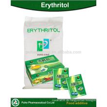Herstellung Zuckerfreie, kalorienarme und diätetische Produkte Süßungsmittel Erythrit Pulver