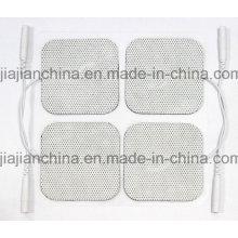 Almofada do eletrodo auto-adesivo (50 * 50mm) para dezenas de uso