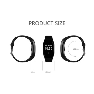 Heart Rate Monitor Touch Screen Smart Armband