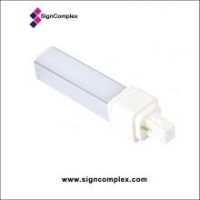 Nuevo estilo 6W / 8W / 10W Retrofit LED Pl Lamp