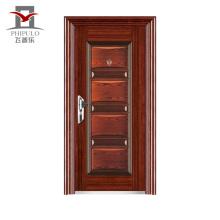 Новейшая рекламная железная дверь с современным дизайном