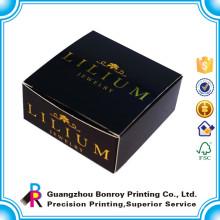 Китай Поставщик пользовательские ювелирные изделия производители коробка Китай