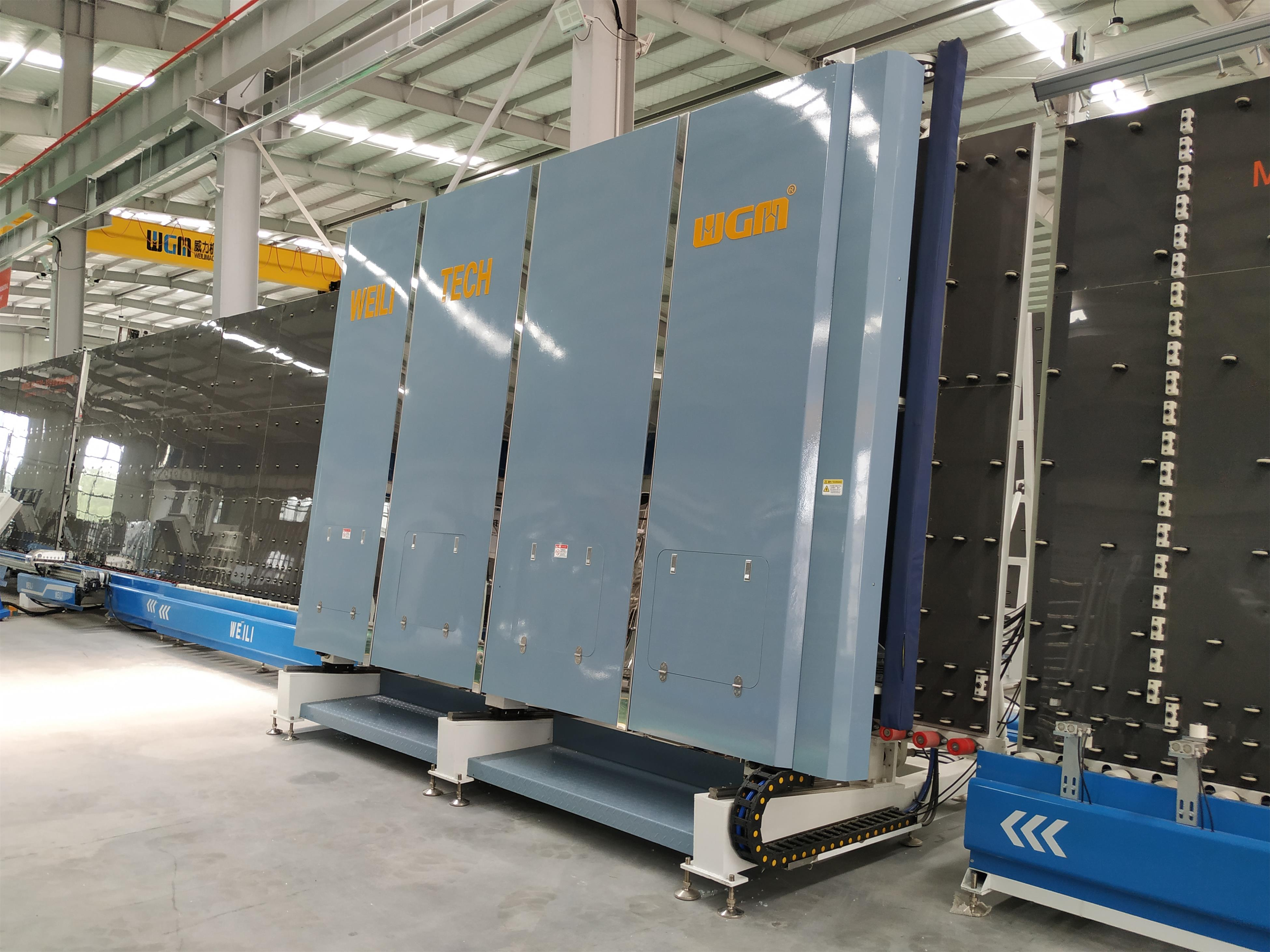 Insulating Glass Double Glazing Processing Line