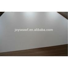 Contrachapado de melamina de muebles para decoración, mobiliario y embalaje
