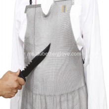 Stainless Ring Mesh Butcher Apron