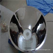 Electroplating Aluminum ABS LED Lamp Shade