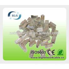 BLG FTP Lan cabo RJ45 plug modular reto