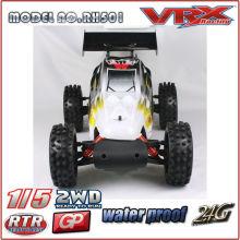 VRX Racing marque 1/5 gaz alimenté RTR Buggy, Buggy Nitro 2RM