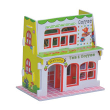 Small House 3d Puzzle Safe And Eco Friendly