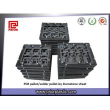 Stratifiés de matériel d'installation de palette de soudure de SMT