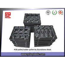Black Durostone CAS761 Sheet for SMT Fixtures