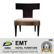 Современный стиль деревянной мебели Hotel Chair (EMT-HC43)