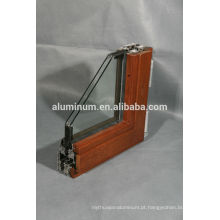 Materiais de alumínio da porcelana para frames da porta e de janela