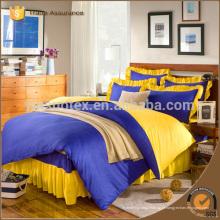 Conjuntos de roupas de cama comforter por atacado, conjuntos de cama de hotel de quatro estações