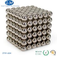 Kugelgeformtes NdFeB Neodym-Magnetspielzeug (DTM-004)