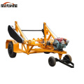 Reel Carrier Trailer 중고 Cable Reel 트레일러