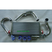 Auto refrigerador de água intercooler para Mitsubishi Lancer Evo 1 2 3 4 5 6