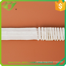2017 European market Hot sell curtain tape with rope