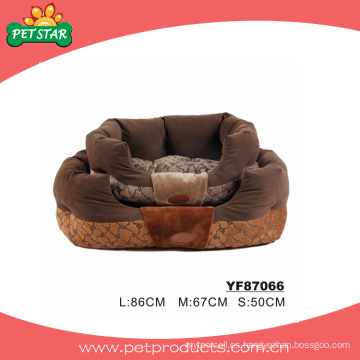 Auto-calentamiento cama de perro de felpa, cama de mascota para perros (YF87066)