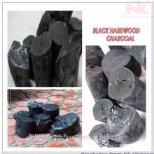 Charbon de bois blanc sans fumée De Vietnam / Lychee Charcoal blanc pour marché coréen