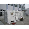 910kVA Soundproof Cummins Diesel Generator Set / Kta38-G2a