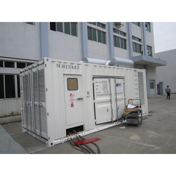 910kVA CUMMINS silencioso gerador diesel / Kta38-G2a