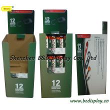 Qp, Cardboard Dump Bin, Pallet Display, Dump Bin Display, Corrugated Display, Paper Stand, Cardboard Floor Display, Pop Display Stand (B&C-A050)