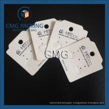 Printed Display Earring Hang Tag (CMG-100)