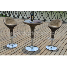 High Chair And High Table Outdoor Set Bar Furniture