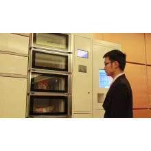 Food Locker Refrigerated Heated