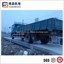 3mx12m 40t Durable Truck Scale Popular in Ecuador Market