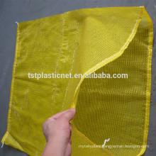40kg 50*80cm onion plastic pp pe mesh bag tubular mesh