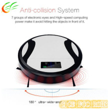 Home Robot Cleaner Aspirador de piso de qualidade