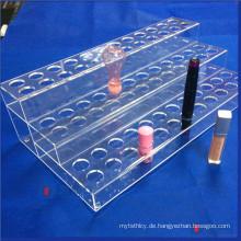 Make-up-Organizer Acryl Lippenstift Holder Storage Case Box-Lösung
