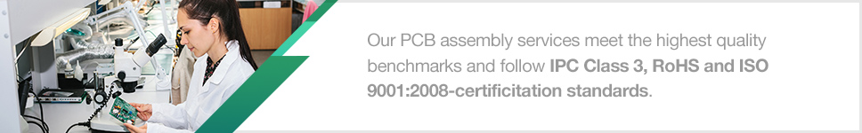 Full Turnkey PCB Assembly Service